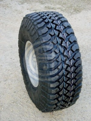 Шина Hankook Dynapro MT RT03 LT235/75R15  104/101Q (4x4)